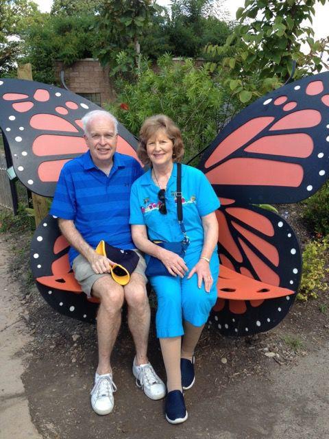 Steve and Joyce Wickland