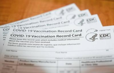 Vaccine card