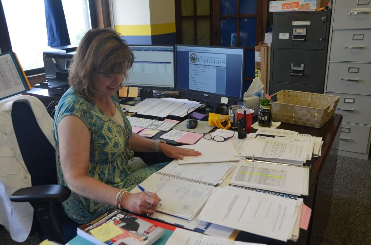 Susan Ferrell prepares for upcoming school year