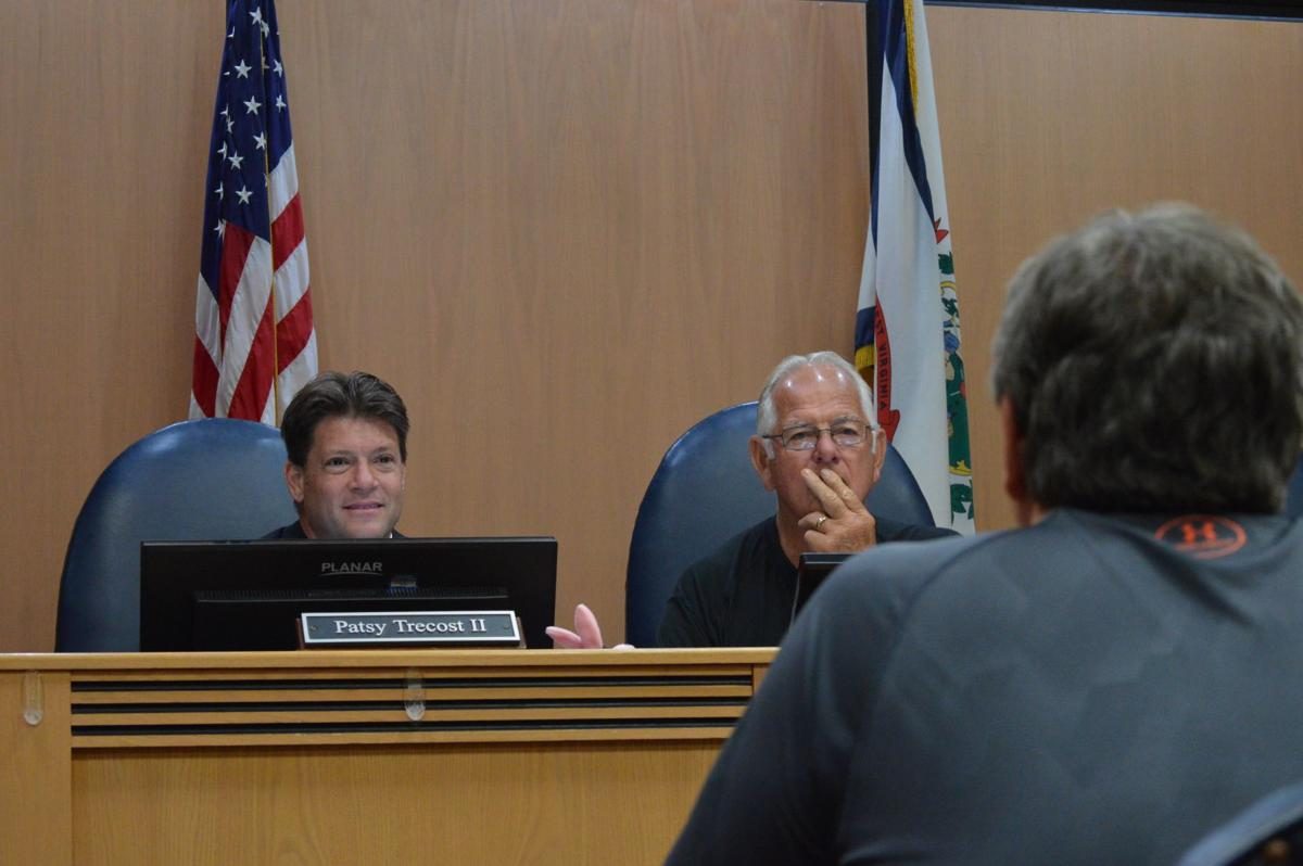 Commissioners listen to security update