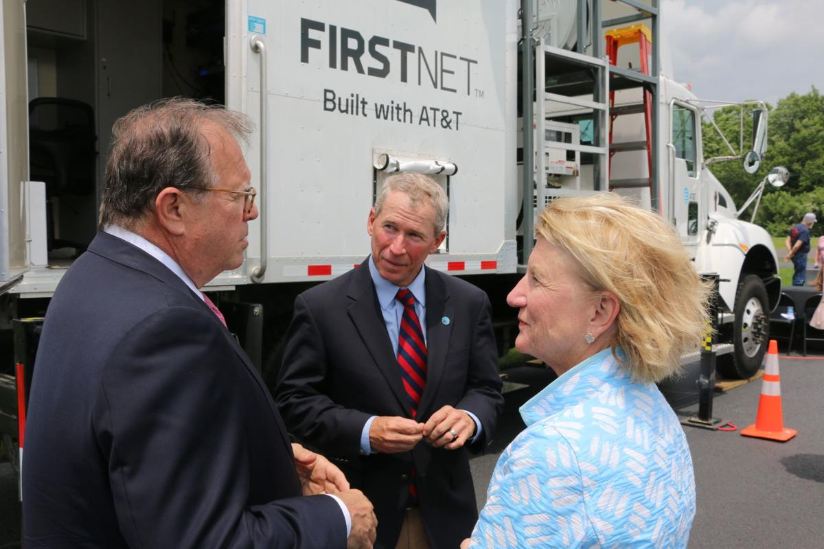 Capito, FirstNet and AT&T
