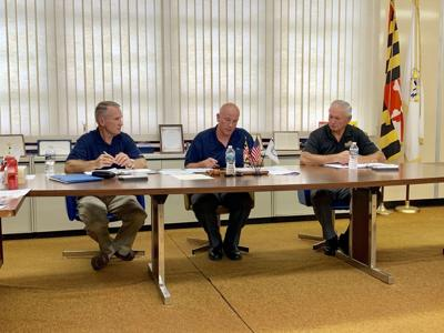 Commissioners in Friendsville