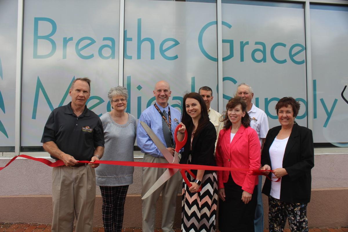 Breathe Grace Medical Supply opens in Oakland | News