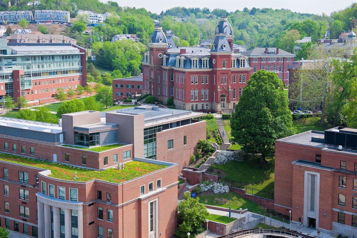 WVU downtown campus