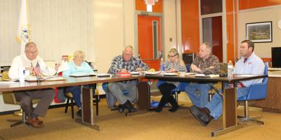 Friendsville council