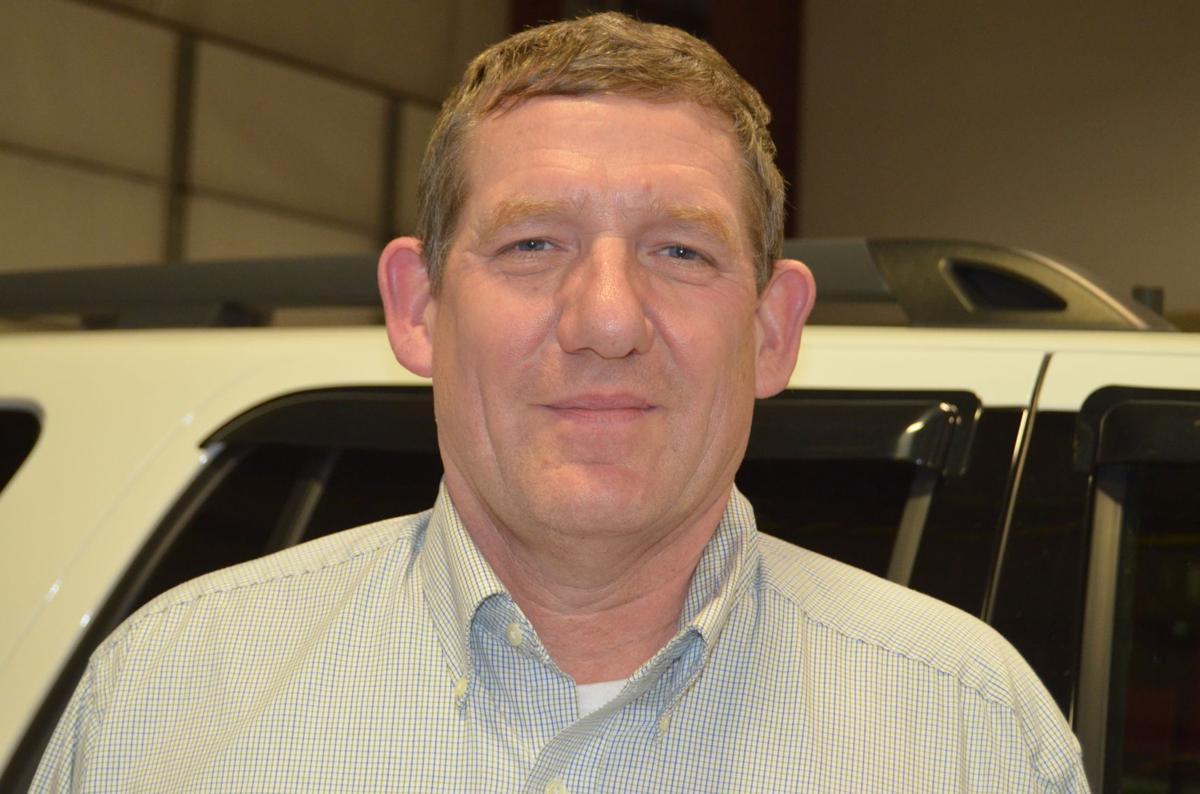Bridgeport Fire Chief Phil Hart