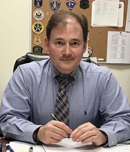 Interim Police Chief Jason Snider