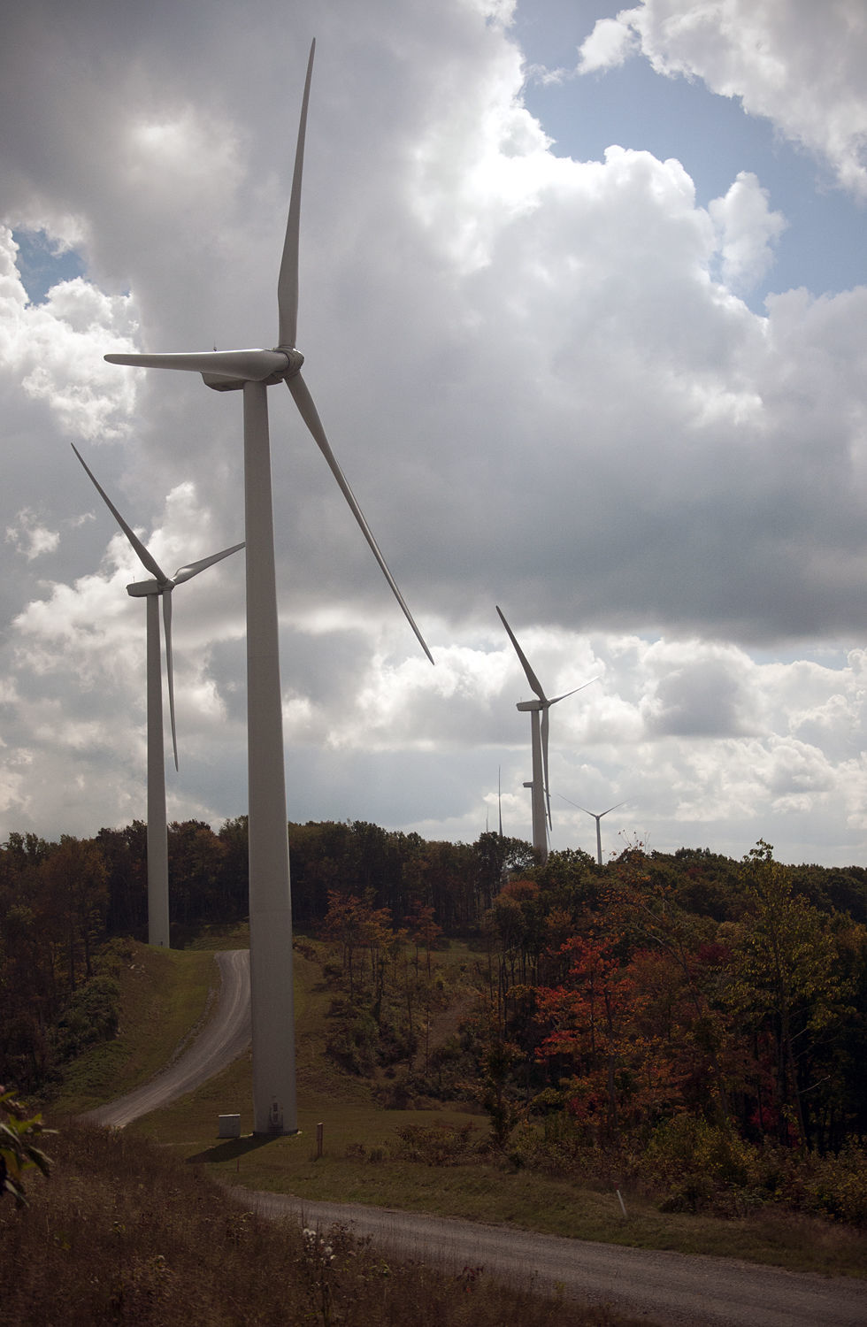 Wind energy still isn't mainstream in the Mountain State