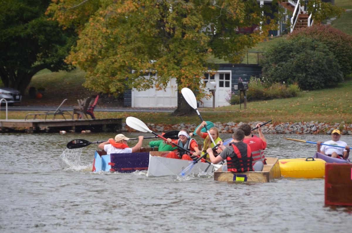Boat congestion