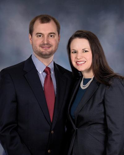 Andrew & Sheena Hunt