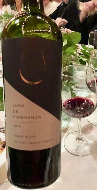 Luna De Esperanza Grand Blend wine
