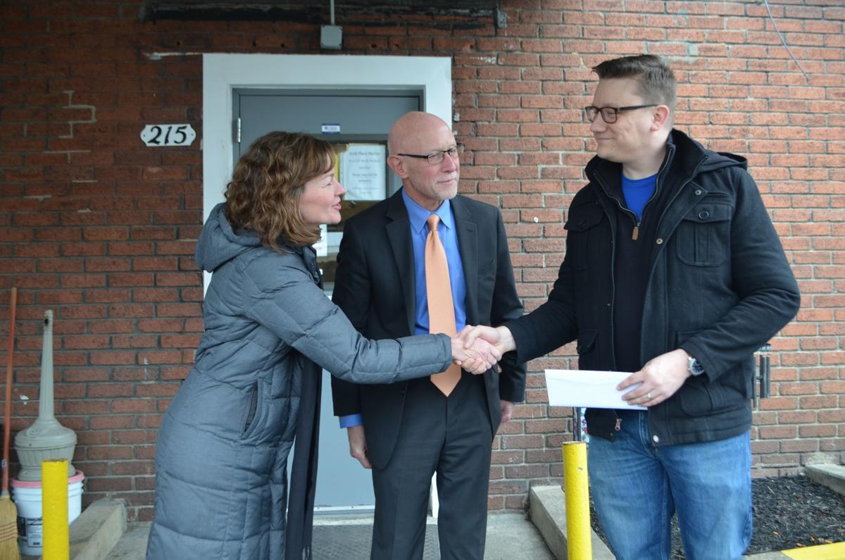 YCF grant to Scott Place