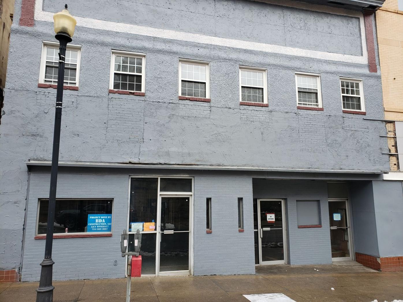 Adams Street renovation