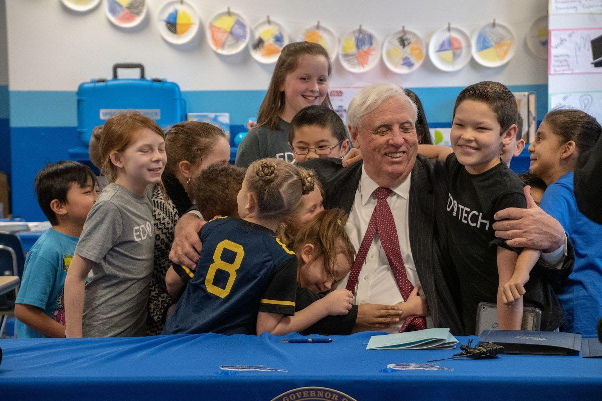 Gov. Justice with kids SB 267