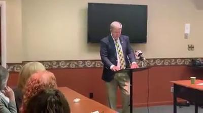 WV Secretary of State Mac Warner discusses cybersecurity