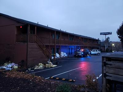 Lake Star motel