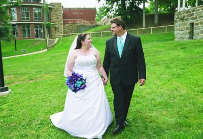 Tracy-Gorman wedding
