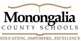Monongalia County Schools logo