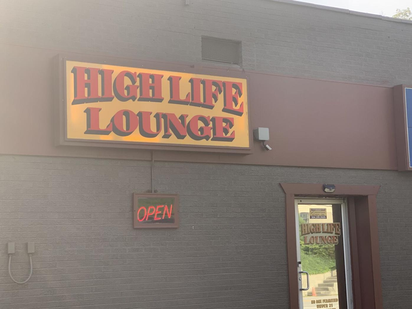 High Life Lounge, Rt. 19, Clarksburg