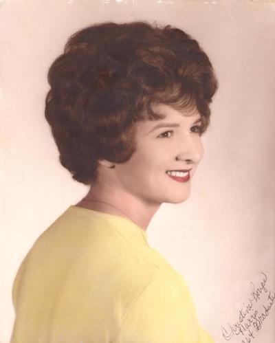 "Christine ""Teeny"" Roupe Harris"
