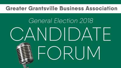 Candidate Forum to be held Oct. 17 at Garrett College