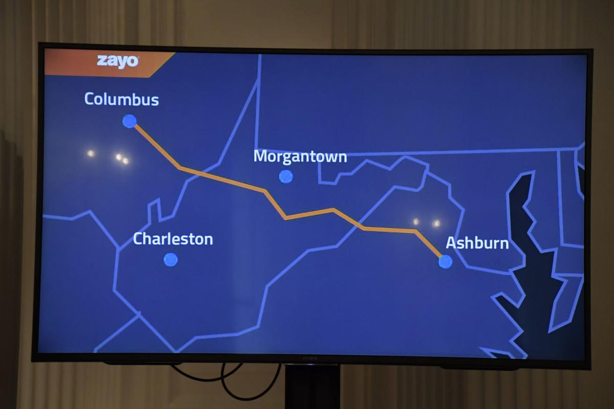 Fiber optic network could be a game changer for W Va , officials say
