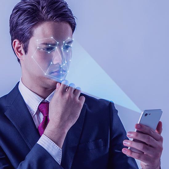 3D Facial recognition