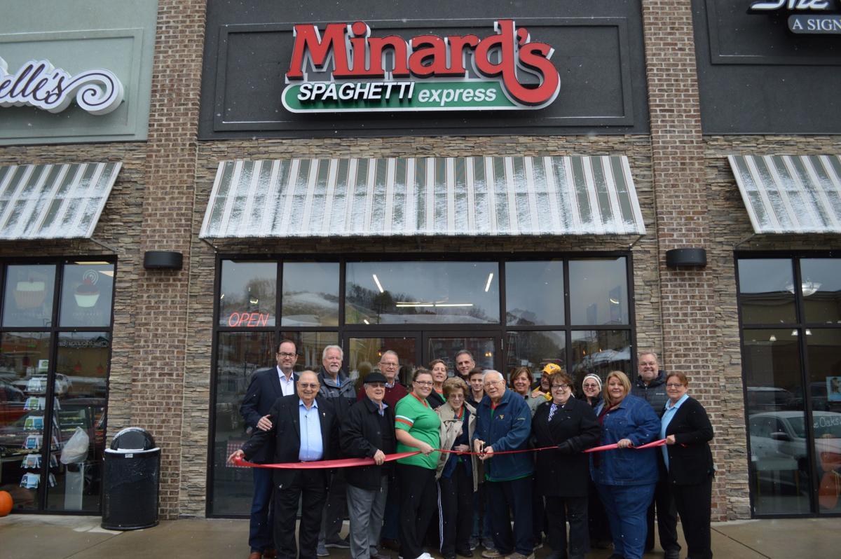 Minard's Spaghetti Express