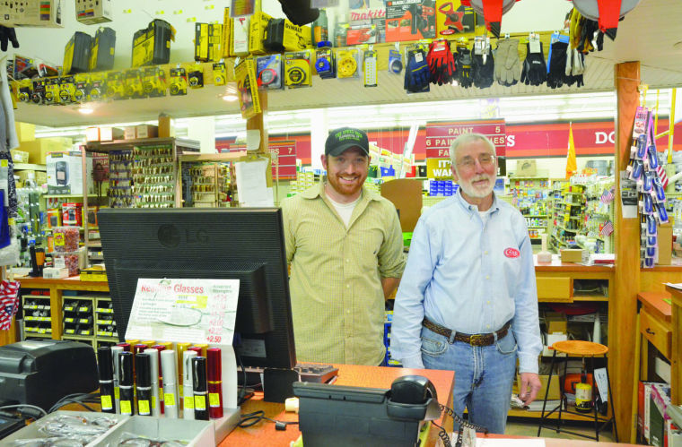Key players at Marsh's Lumber