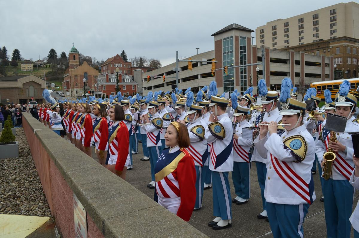 EFHS Busy Bee Band at Veterans Square