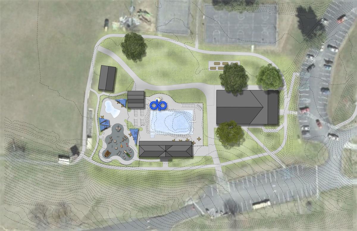Doddridge Pool facility proposal
