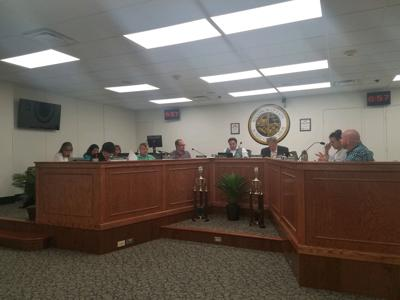 Harrison County Board of Education July 17