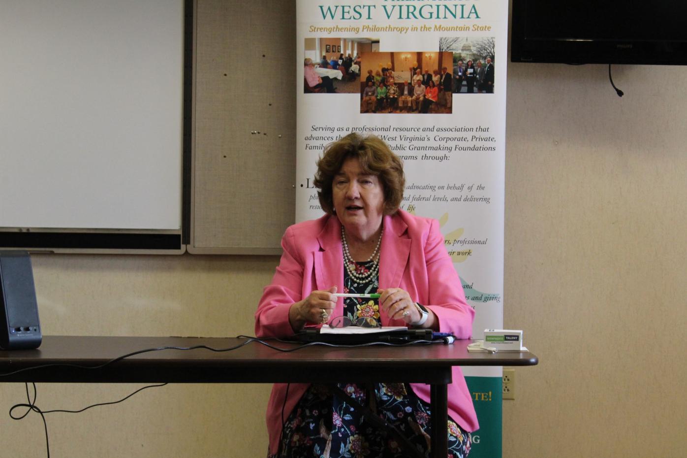 Carolyn Long at WVHEPC