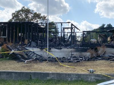 Masontown arson