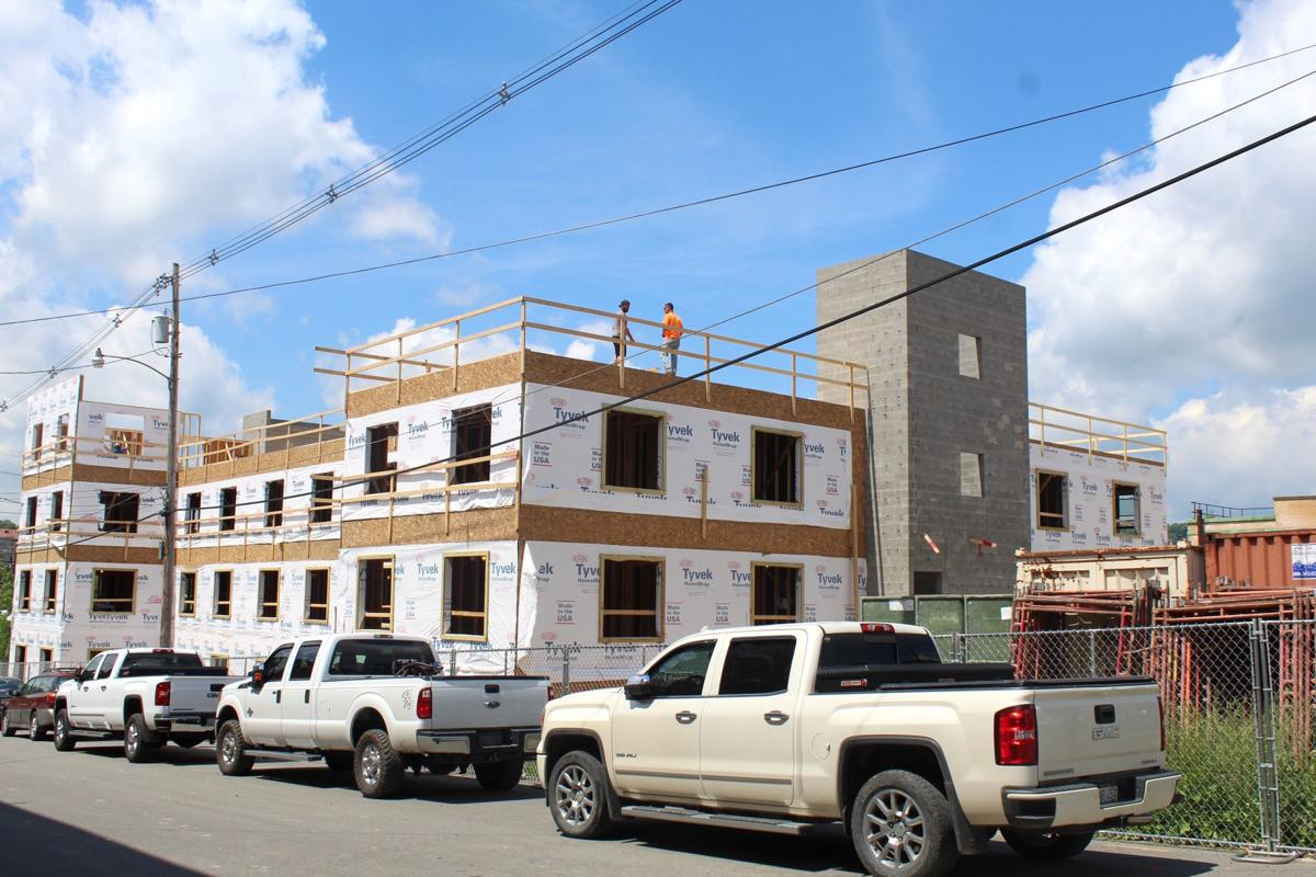 Senior housing project