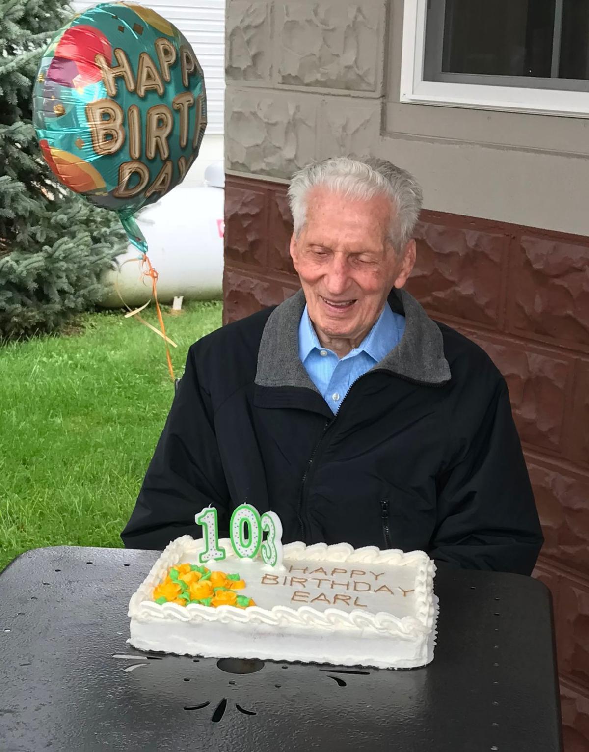 Wentz celebrates 103 years of life