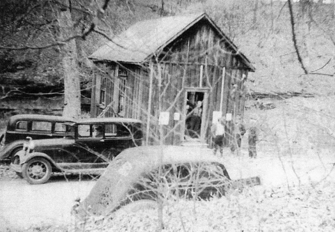 Original election house