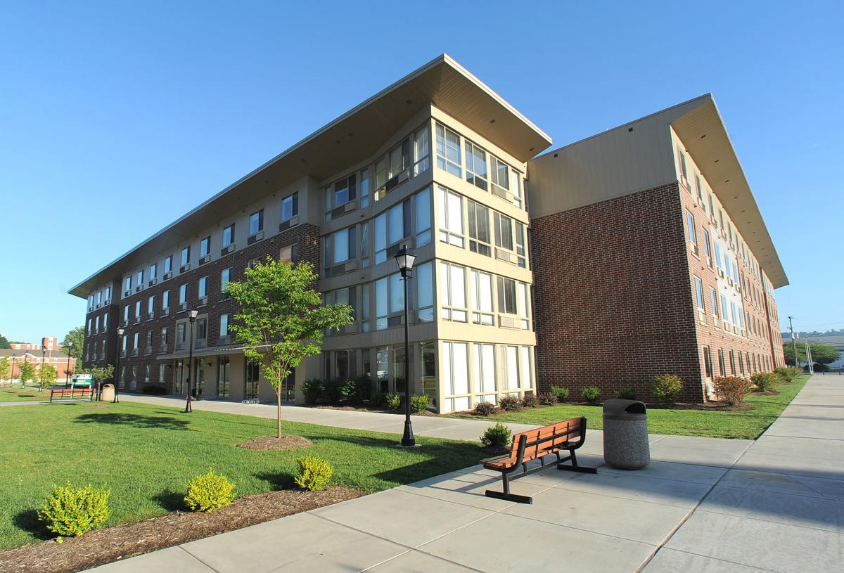 Marshall First Year North residence hall