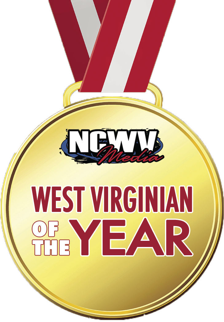 NCWV West Virginian of the Year graphic