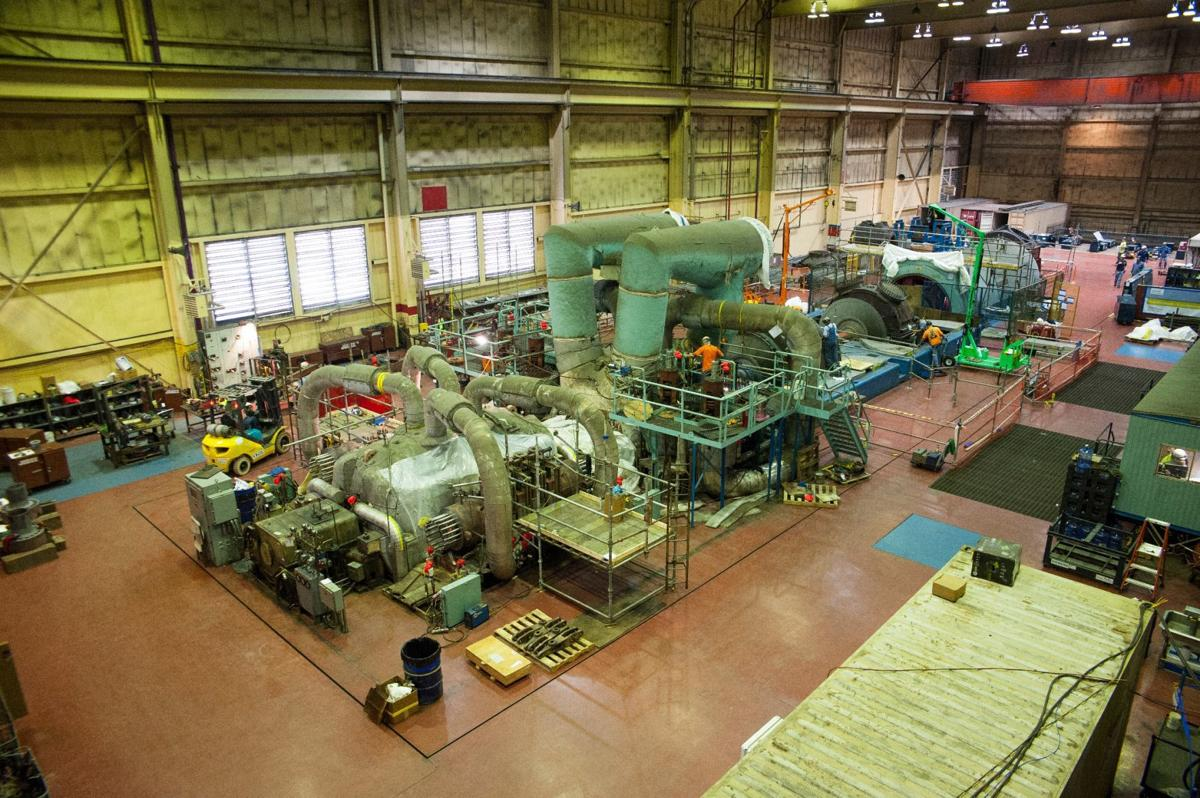 Harrison Power Station Continues As One Of The Nation S
