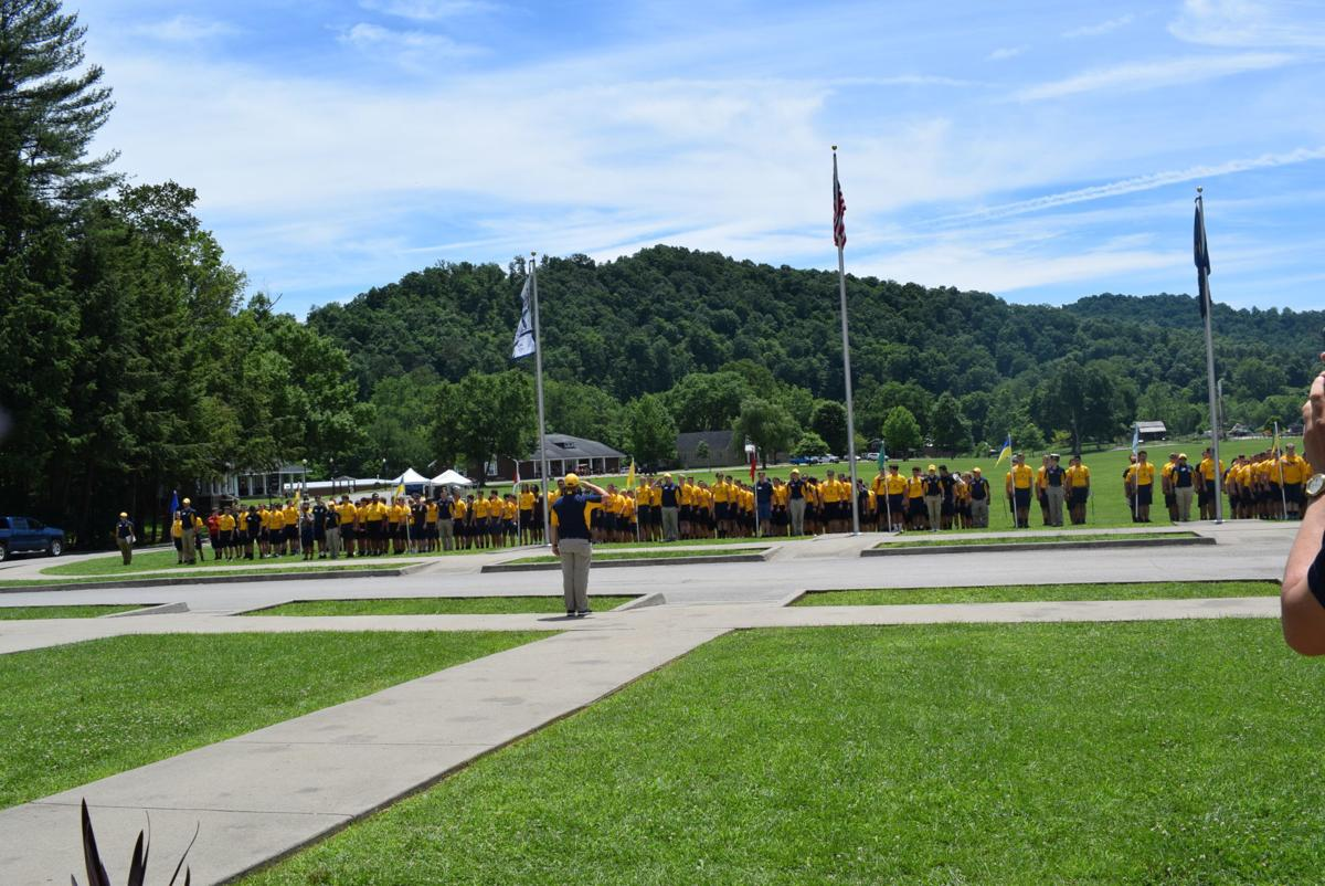 Hundreds of students attend 82nd Mountaineer Boys State in