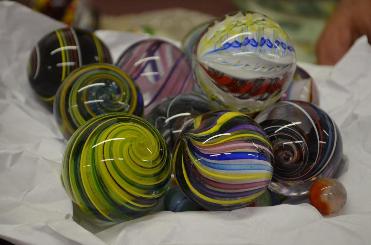 Weston Marble Show Brings In Collectors While Celebrating