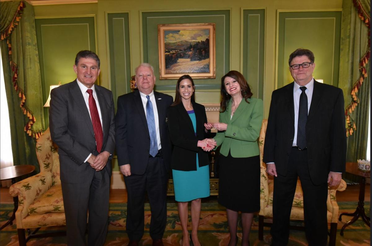 The West Virginia Intelligence Fusion Center honored for