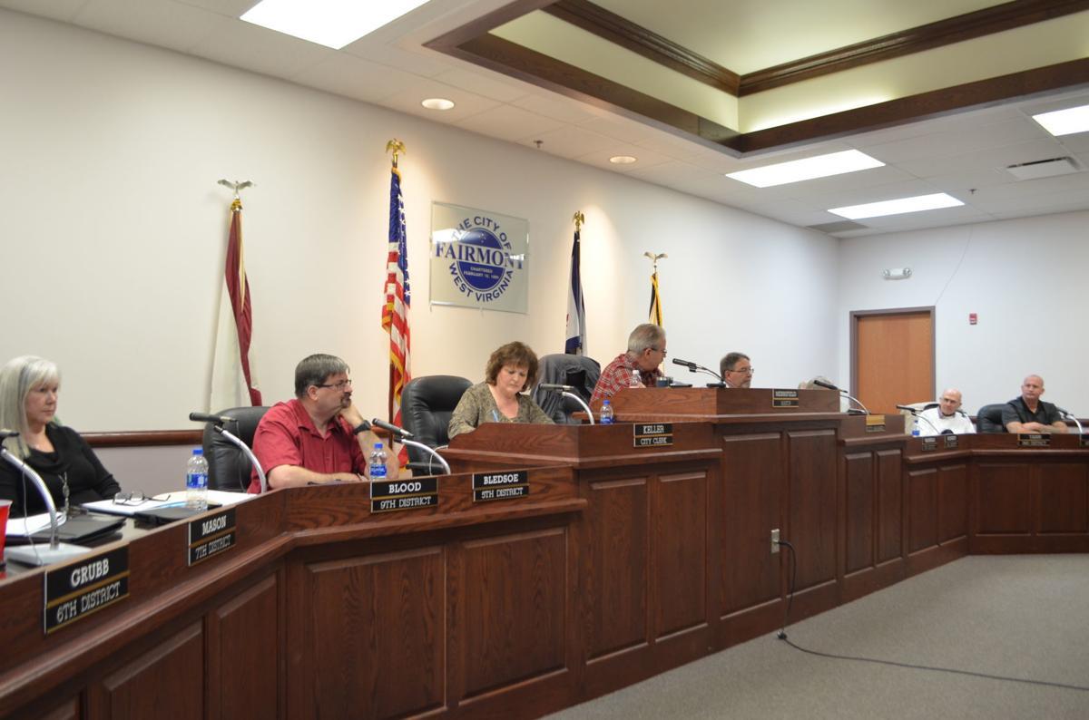 Fairmont City Council - March 2019