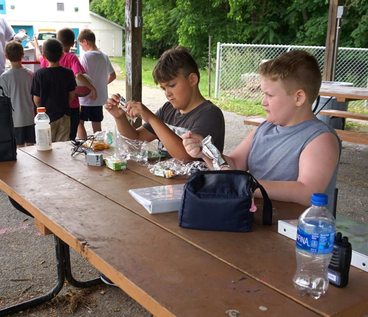 Food Service Program - Kids at YMCA