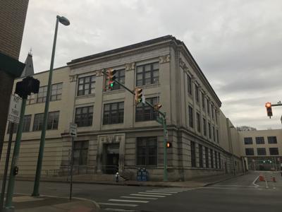 Charleston Gazette-Mail building