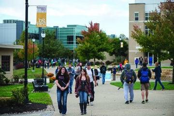 Fairmont State University Campus