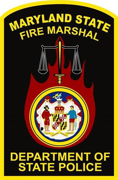 Maryland State Fire Marshal logo