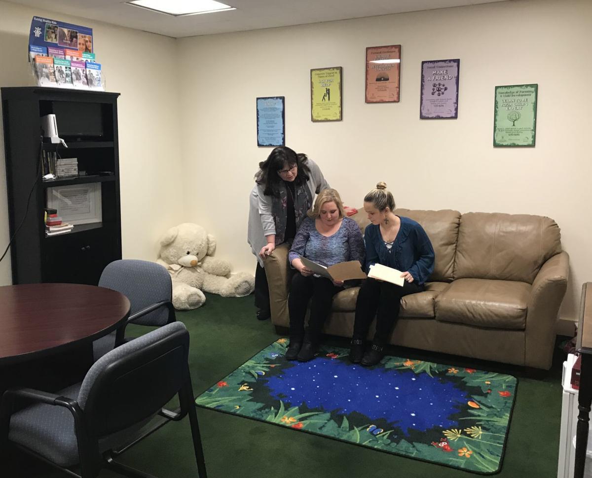 Child Advocacy Center Staff