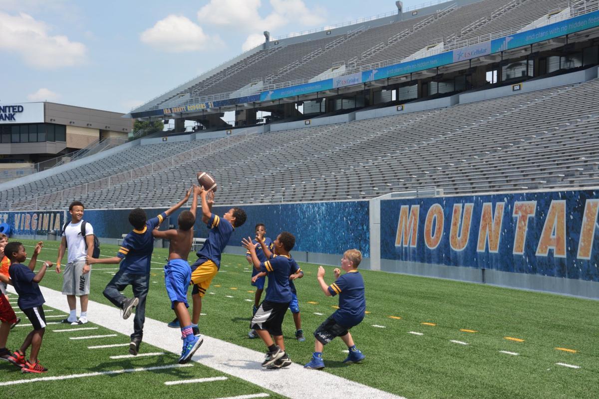 Football fantasy camp